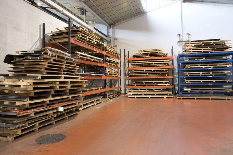 Découpage de tôle cuivre et laiton pour pièces industrielles